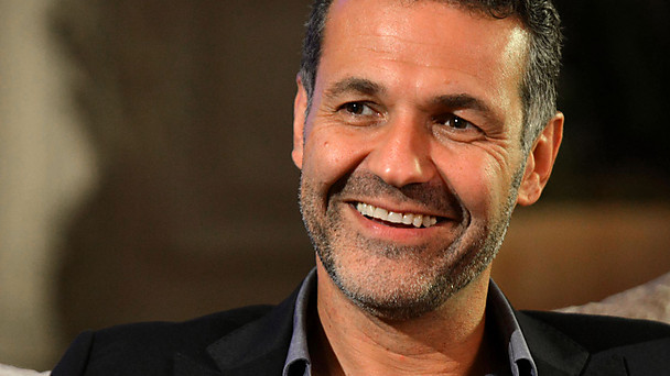 My Favorite Author, Khaled Hosseini