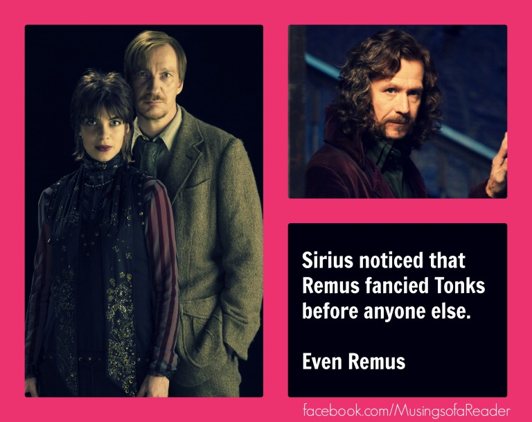 Remus and Tonks