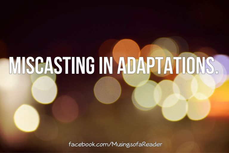 Miscasting in adaptation