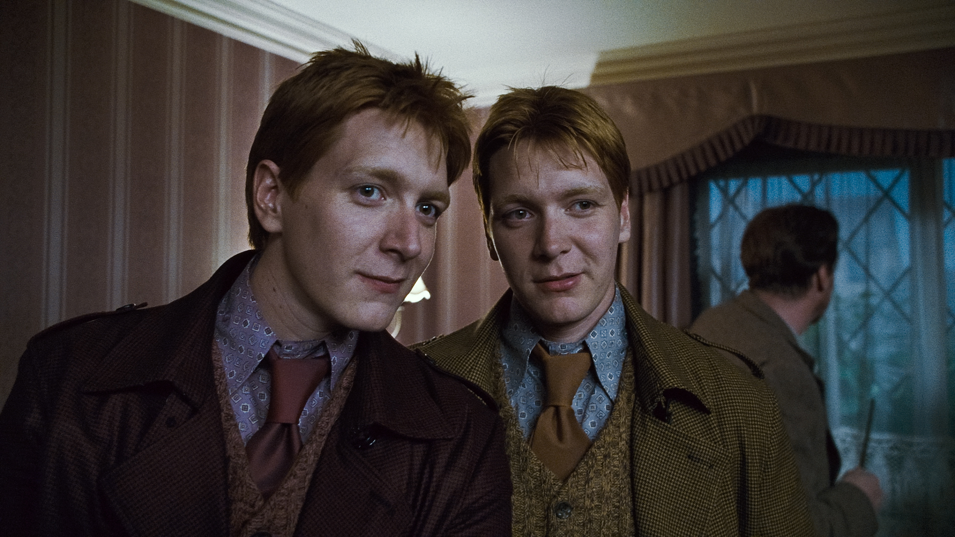 Happy Birthday Fred and George… – Musings of a Reader