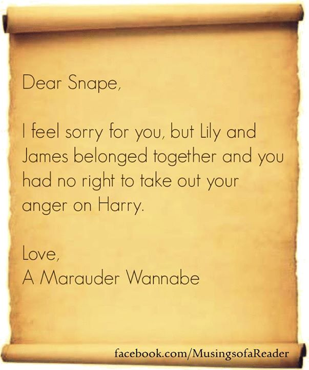 Snape: Not The Hero We Deserved But The One We Needed